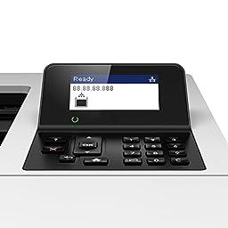 HP LaserJet Enterprise M506dn Monochrome Printer, (F2A69A)