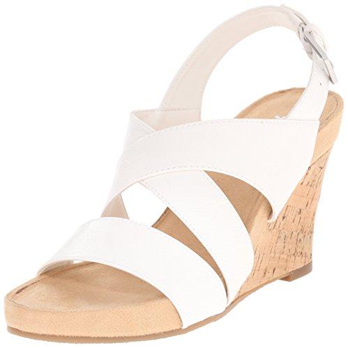 A2 by Aerosoles Womens TRUE PLUSH Wedge Sandal
