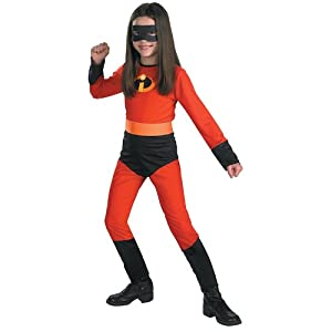 Disguise Costumes Girls The Incredibles Disney Violet 7 8 1 Ea Medium Sizes 7 8