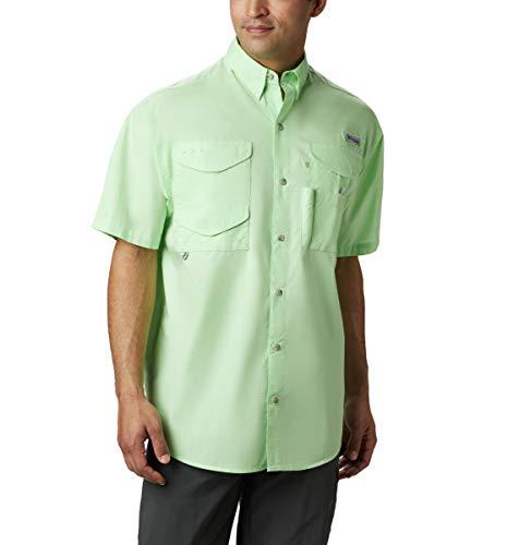 Columbia Men's Bonehead Short Sleeve Shirt, Key West, 5X