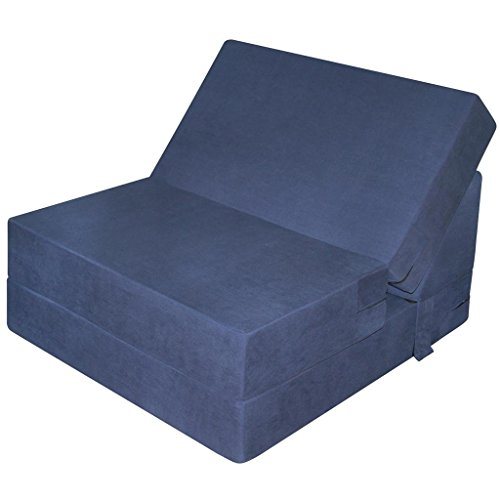 Sleep Master Tri-Fold Foam Lounger