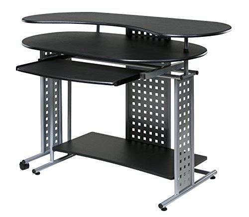 OneSpace Regallo Expandable L Computer Desk images