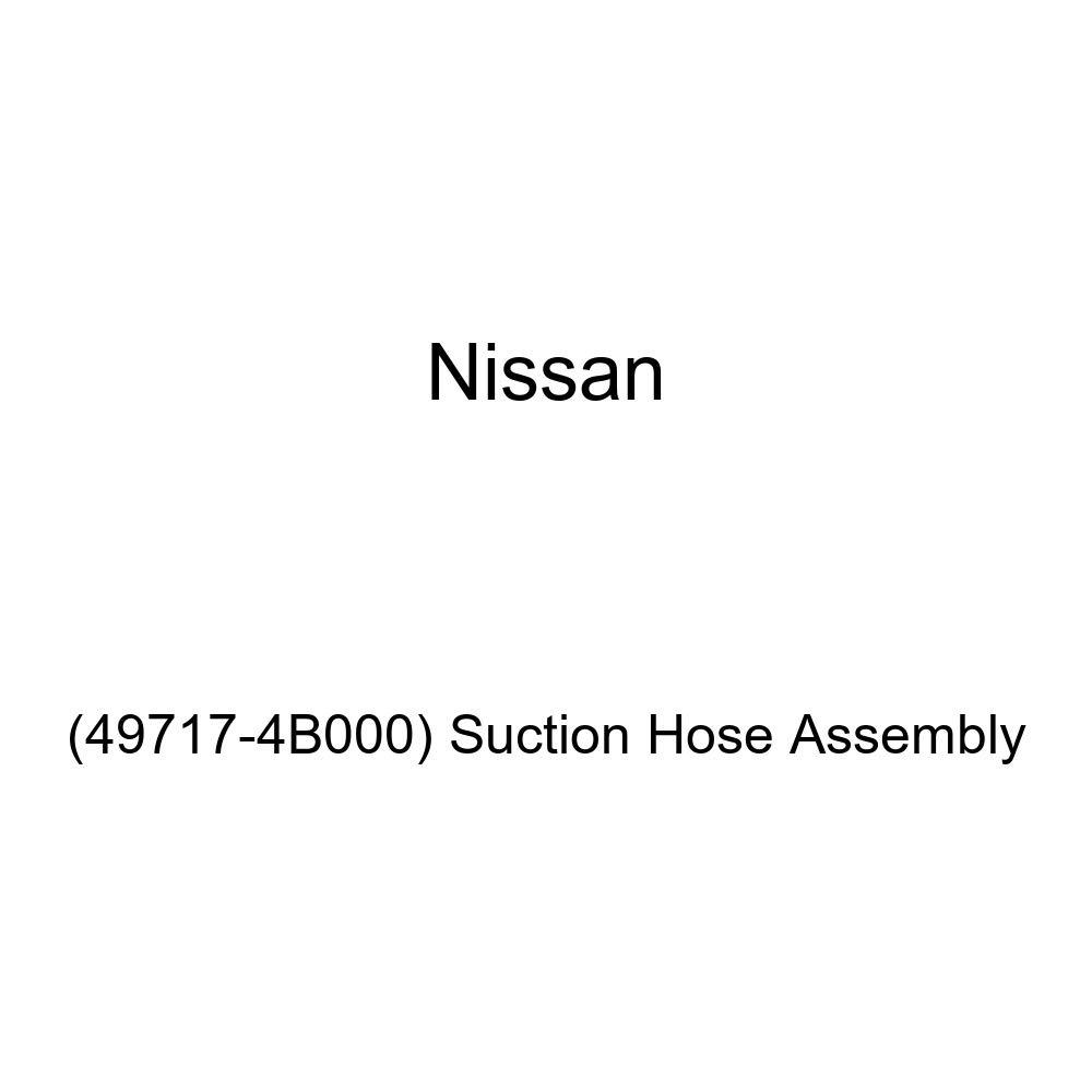 Genuine Nissan 49717-4B000 Suction Hose Assembly