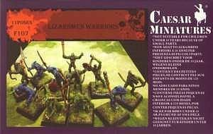 - Lizardmen Warriors 1/72 Scale Miniatures from Caesar Miniatures