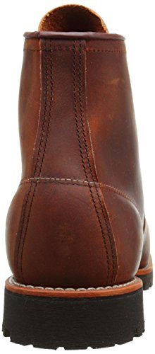 Copper Boots Wing Roughneck 2942 Red Mens Leather F4UOqFYB