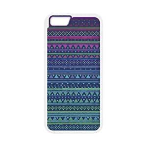 iPhone6 Plus 5.5 inch Phone Cases White Anchor Pattern JEB2245762