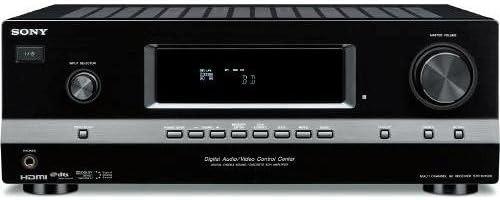 Sony Str Dh 500 5 1 Surround Receiver Ukw Mw Tuner Hdmi Digital Media Port Schwarz Audio Hifi