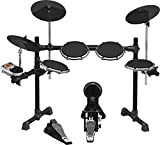 Behringer XD80USB Electronic Drum Set With 175 Sounds, 15 Drum Sets, LCD Display And USB/Midi Interface (Premium 8 Piece Electronic Drum-Kit)