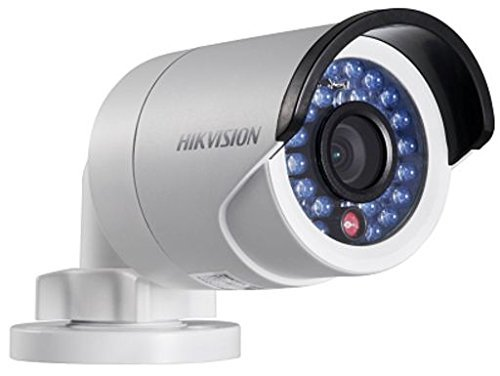 Hikvision DS-2CD2020F-I 2MP 1080P Compact IP Night Vision Outdoor Bullet Camera Bullet Cameras at amazon