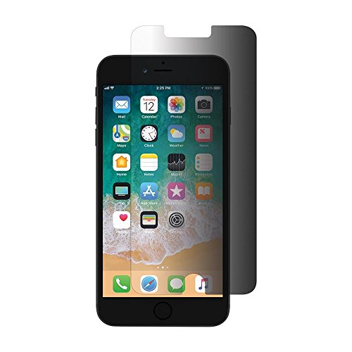 iPhone 8/7/6/6s Plus Screen Protector, Incipio [Privacy][Scratch Resistant] PLEX Pro Privacy for iPhone 7/7s/6/6 Plus-Clear -  CL-567-TG