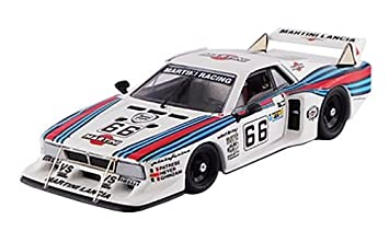 BEST MODEL 1/43 Lancia Beta Monte Carlo Turbo Le Mans 24 Hours 1981#