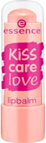 Essence Kiss Care Love - Bálsamo labial, n.° 06 melocotón, 4 ...