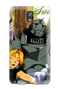 Christoper Galaxy Note 3 Well-designed Hard Case Cover Sleeping Alchemist Protector