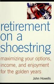 Retirement on a Shoestring (BARNES& NOBLE BOOKS)