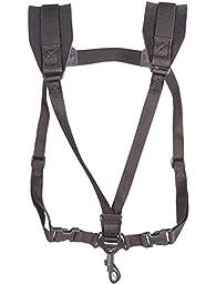 Neotech 2501172 Soft Harness, Black, X-Long, Swivel Hook
