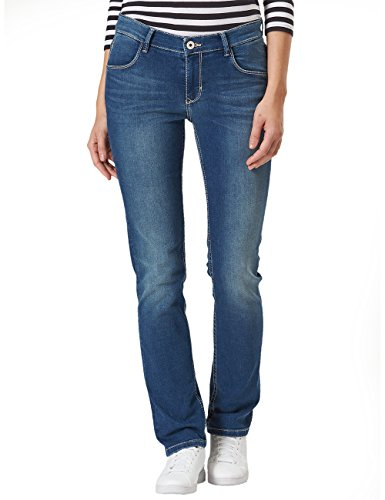 Blau blue Leg Stone With Donna Used Jeans Buffies Straigh Da Pioneer 167 Sally ZCwq0YZU