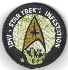 First Settler Costume (Star Trek Infestation Patch)