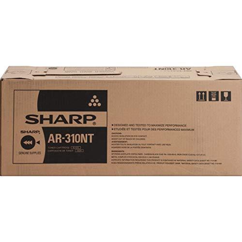 5 X Original Sharp AR-310NT Black Toner Cartridge - Retail