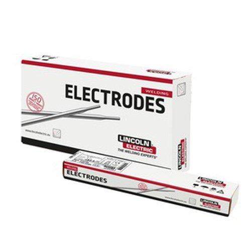 longueur: 350/mm diam/ètre: 4/mm Lincoln /électrique 588696/Supra Baguette rutile /électrode 5/kg bo/îte en carton