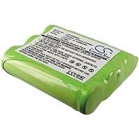 VINTRONS 3.6V Battery For Radio 2423, 5872, 27992GE5, 29638, 26920GE2, V2665, 9311, VT979109, HS8241