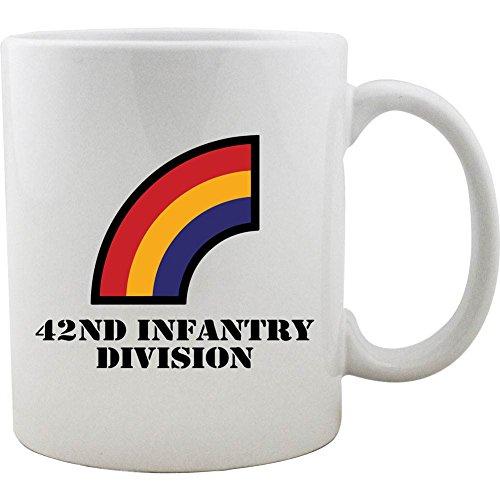 (Army 42nd Infantry Division 11oz. Coffee Mug)