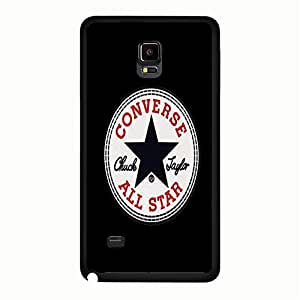 Hipster Classical Converse Phone Case Cover for Samsung Galaxy Note 4