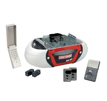 Craftsman Garage Door Opener 3/4 Hp Chain Drive 53990 - - Amazon.com