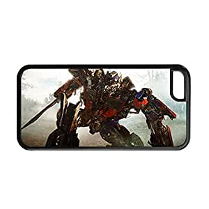 Generic Gel Plastic Phone Case For Kid With Transformers For Apple Iphone 5C Choose Design 2