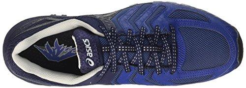 Asics Uomo Gel-fujiattack 5 Scarpe Da Corsa Blu (limoges / Nero / Peacoat 4990)