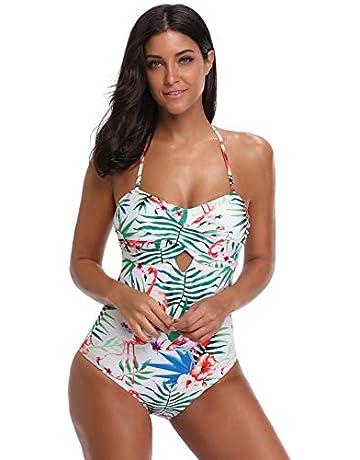 84ebb53c99 GRACE KARIN Bañador de Mujer Bikini Ropa de Baño de Una Pieza