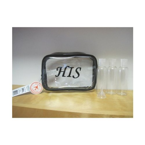 Clear Bag Store Cosmetic Compliant product image