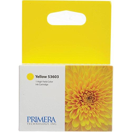 (2DY9105 - Primera 53603 Ink Cartridge - Yellow)