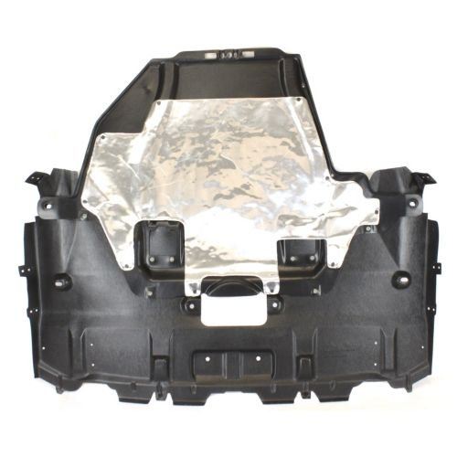 MAPM - FRONT CENTER UNDERCAR SHIELD; WITH MANUAL TRANSMISSION; WITH TURBO; - SU1228105 FOR 2010-2012 Subaru Legacy