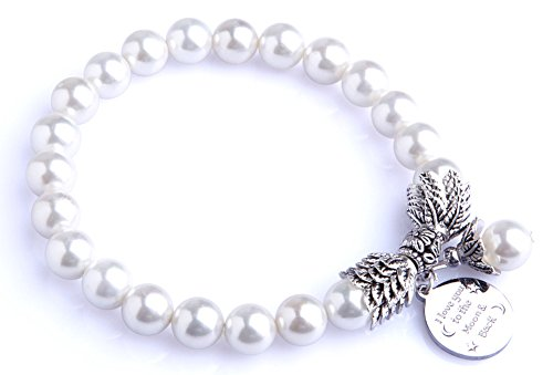 Bella Vida Bracelet Natural Hematite Birthstone