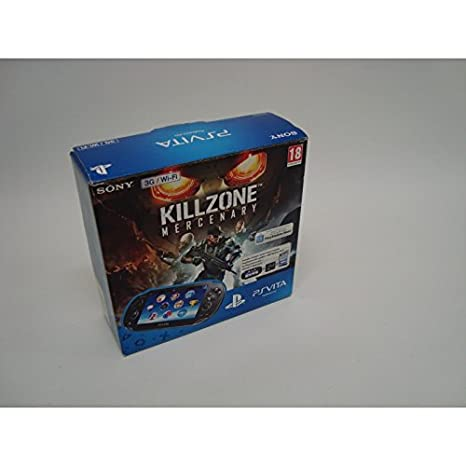 PlayStation Vita - Consola 3G + Killzone Mercenary + Tarjeta De ...