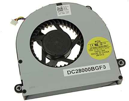 iiFix New Cooler Fan Replacement For Dell Alienware 18 R1 CPU Cooling Fan X2R7W