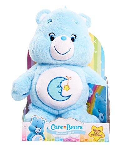 [Care Bears Bedtime Medium Plush with DVD] (Care Bear Plush)