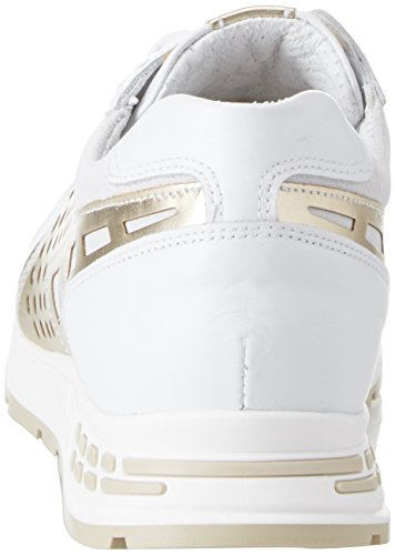Sneaker Nero Donna Skipper Giardini Bianco 0zqzEr