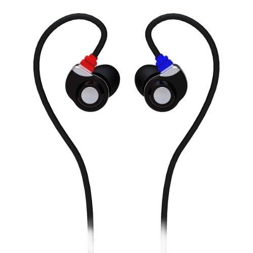 SoundMAGIC E30 Noise Isolating In-Ear Monitor Earphones (Black)