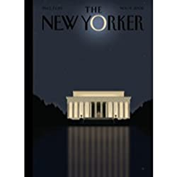 The New Yorker, November 17th, 2008 (Ryan Lizza, George Packer, Roger Angell)