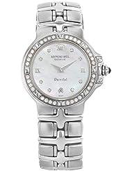 Raymond Weil Parsifal Quartz Female Watch 9995-DBD (Certified Pre-Owned)