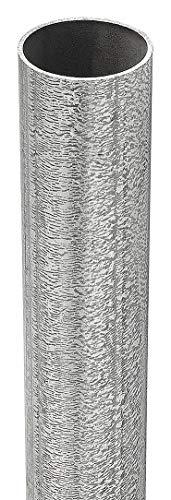 (Tapco 054-00037 Galvanized Steel Round Pole, 2-3/8