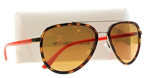 725125942027 - Michael Kors Sunglasses MK 5006 1036/5N Tortoise Gold 57mm carousel main 1