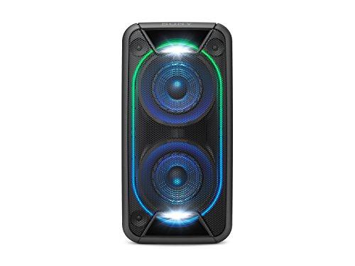 Sony GTK-XB90 Krachtig One Box geluidssysteem (extra bas, bluetooth, NFC, USB, lichteffecten, batterijduur tot 16 uur…