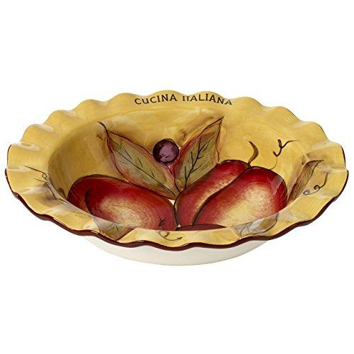large individual pasta bowls - 6