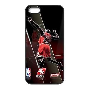 Jordan for iPhone 5,5S Phone Case 8SS459867