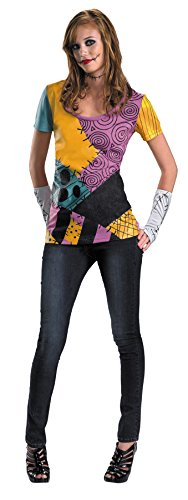 UHC Teen Nightmare Before Christmas Disney Sally Alternative Girl's Costume, Teen (7-9) (Disney Villain Costume)
