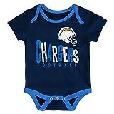 NFL Unisex-Baby Newborn & Infant Little Tailgater Bodysuit Set