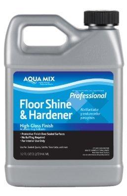 (Aqua Mix Floor Shine & Hardener - Quart - 2 Pack)