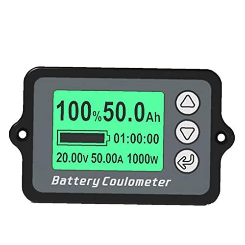 professionele precisie batterij indicator batterij capaciteit tester TK15 50A spanningsmeter meter met LCD-display shell…